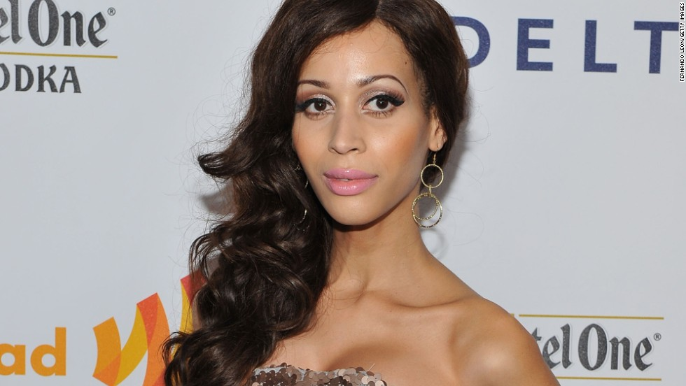 "Isis King was the first transgender model to appear on ""America's Next Top Model."" She has also appeared in American Apparel ads, <a href=""http://www.eonline.com/news/322221/transgender-america-s-next-top-model-catwalker-isis-king-goes-to-work-on-american-apparel-campaign"" target=""_blank"">according to E! Online</a>."