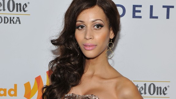 """Isis King was the first transgender model to appear on """"America's Next Top Model."""" She has also appeared in American Apparel ads, according to E! Online."""