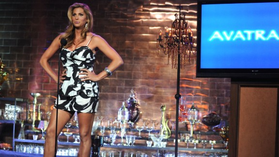 """Candis Cayne was born Brendan McDaniel in Hawaii. The actress is best known for her role as Carmelita on """"Dirty Sexy Money."""""""