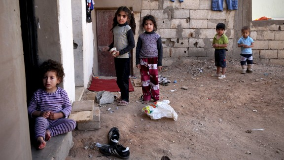 Every day more Syrian refugee families are crossing Lebanon's borders seeking safety. Mercy Corps says the conditions they face in Lebanon are also extremely difficult, as there are not enough services to assist them all. Over half of the total refugee population is children.