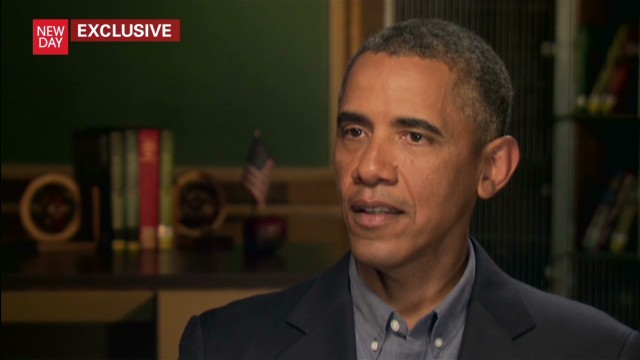 Exclusive: Pres. Obama on Congress