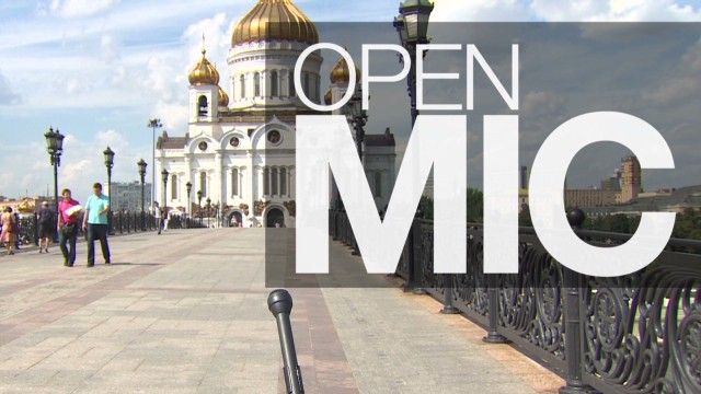 Open Mic: Russians on Edward Snowden