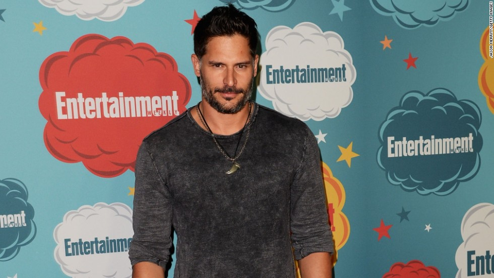 """True Blood's"" Joe Manganiello also made the THR shortlist and would definitely have raised Batman's sexy quotient."