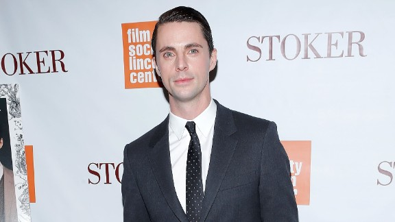 """Stoker"" star Matthew Goode would have been another good Brit for the role."