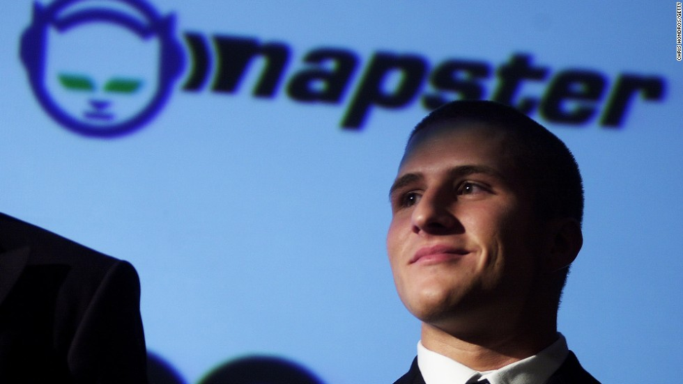 If one man single-handedly changed the music business, it was Shawn Fanning. Remember Napster?