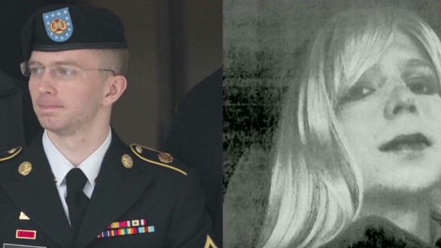 Bradley Manning wants to be a woman