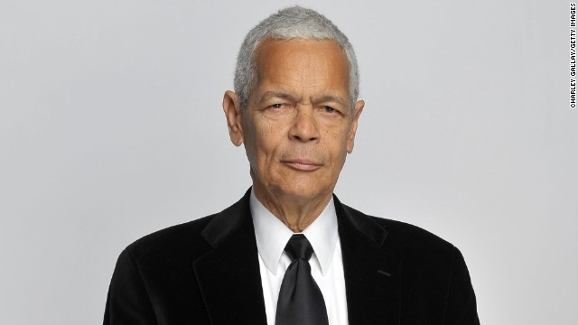 LOS ANGELES, CA - FEBRUARY 26:  NAACP chairman Julian Bond poses for a portrait during the 41st NAACP Image awards held at The Shrine Auditorium on February 26, 2010 in Los Angeles, California.  (Photo by Charley Gallay/Getty Images for NAACP) *** Local Caption *** Julian Bond