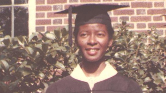 """Mary Worthy: """"Dr. King was a very good teacher. He was inspirational."""""""