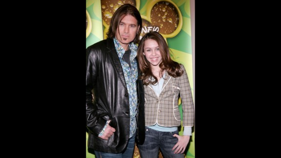 The father and daughter team make a New York appearance for the Disney Channel in February 2006.