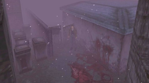 """The original """"Silent Hill"""" had a horror-movie feel and a character that appeared to be a mutated version of a school girl was found objectionable by some."""