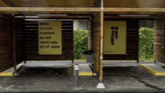 Swiss Sex Drive-Ins Open For Business - Cnn Video-7680