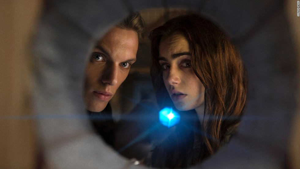 "Jamie Campbell Bower and Lily Collins star in ""The Mortal Instruments: City of Bones,"" which got a thumbs-down to the tune of 13% on the Tomatometer."