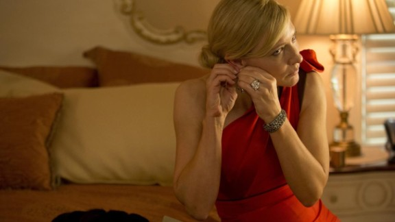 """Best actress in a motion picture, drama: Cate Blanchett, """"Blue Jasmine"""""""