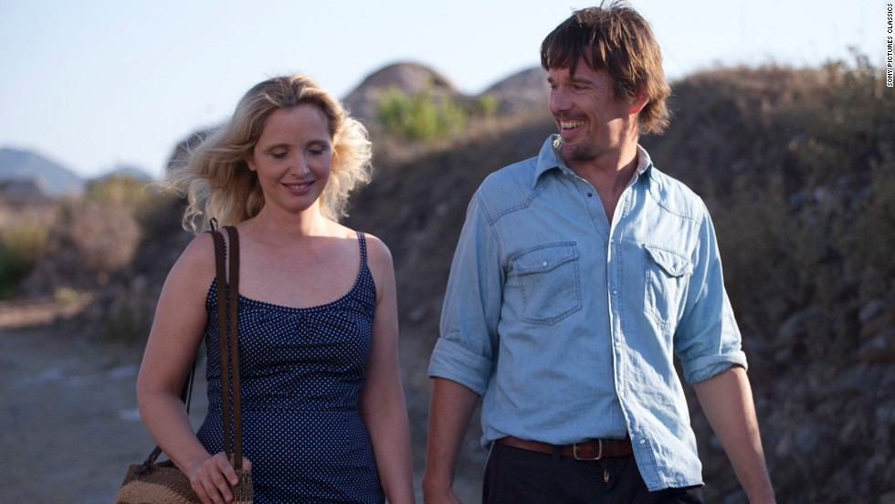"The best-reviewed films of the summer included ""Before Midnight,"" with Julie Delpy and Ethan Hawke, which received 98% approval from critics, according to the Tomatometer."