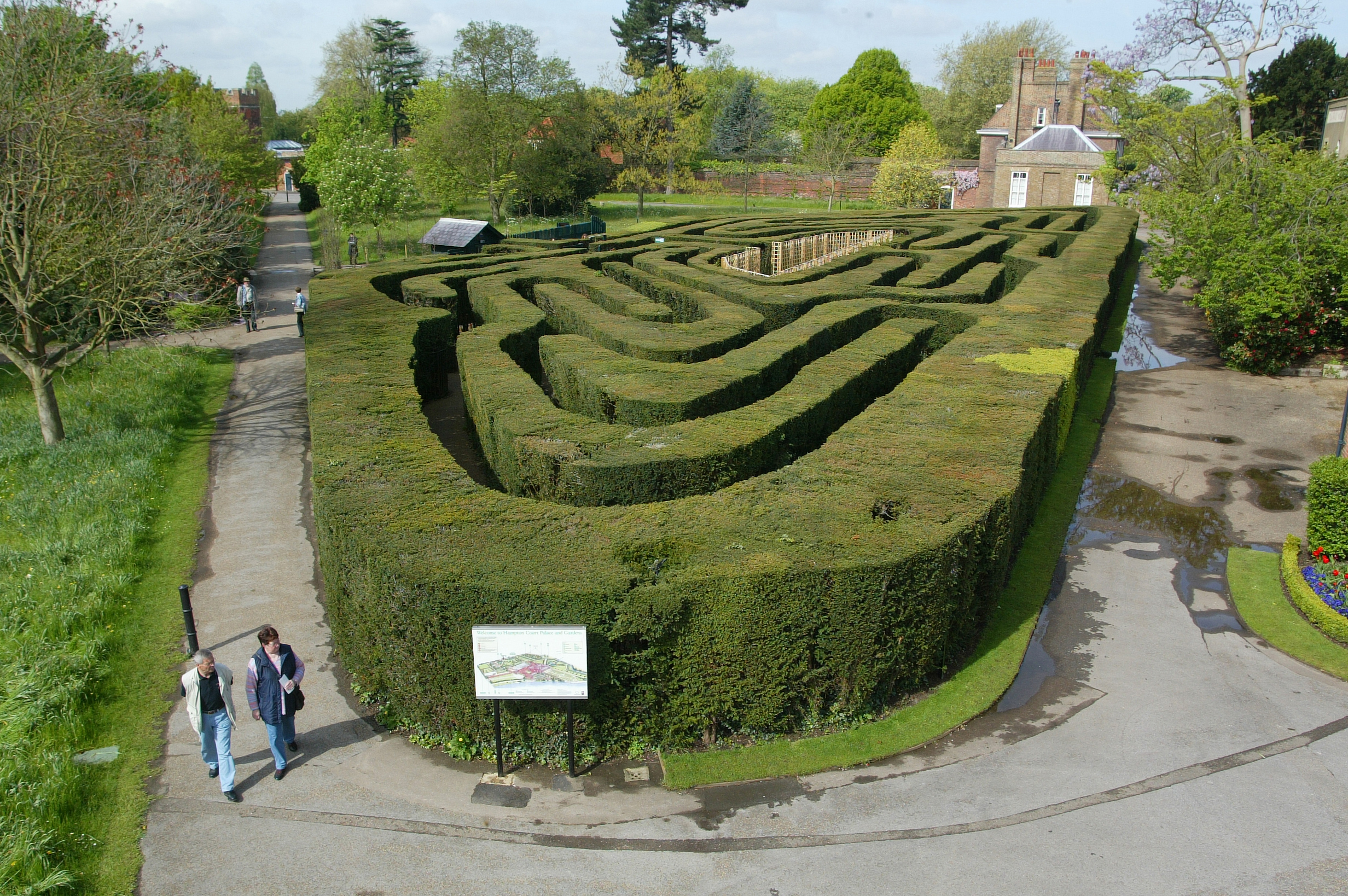 7 labyrinths worth exploring   CNN Travel on