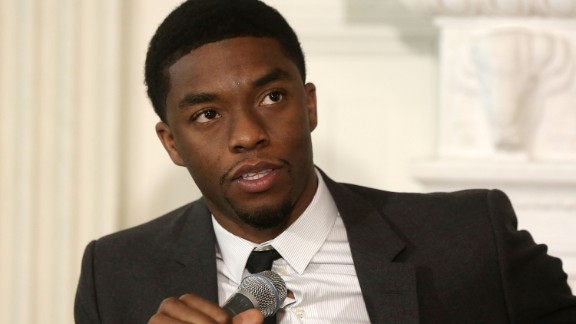 """42"" star Chadwick Boseman plays the comic-book hero Black Panther, who was key to the plot of ""Captain America: Civil War."""