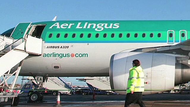 Man mysteriously dies aboard Aer Lingus flight