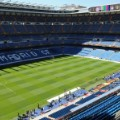 bernabeu stadium real madrid