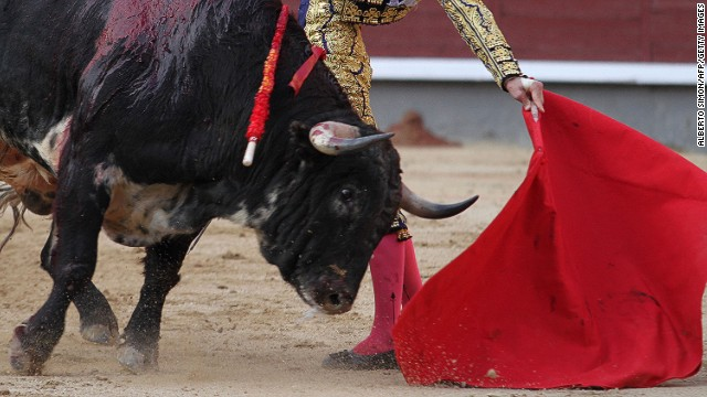 Bullfighting is latest battleground in Spanish politics