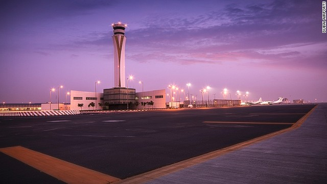 Dubai's mega-airport open for business
