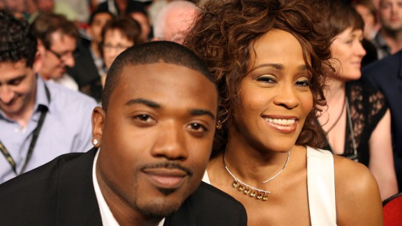 Whitney Houston and Ray J had an affectionate bond that fueled endless rumors that they were a pair following Houston's 2007 breakup with Bobby Brown.