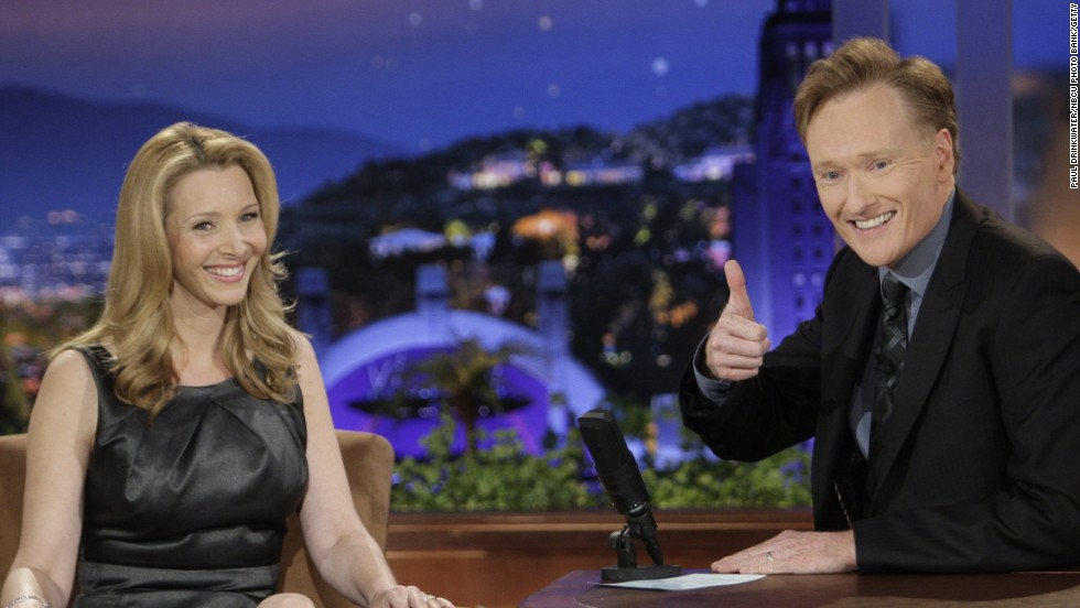 "In the case of Lisa Kudrow and Conan O'Brien, it seems that like attracted like. <a href=""http://www.nydailynews.com/entertainment/gossip/lisa-kudrow-reveals-dated-conan-o-brien-better-friends-article-1.125606"" target=""_blank"">According to Kudrow</a>, she and O'Brien dated for a bit prior to her acting career before realizing they were better off as friends. But O'Brien's apparently been a great pal to Kudrow: She's credited him with helping her launch her career."