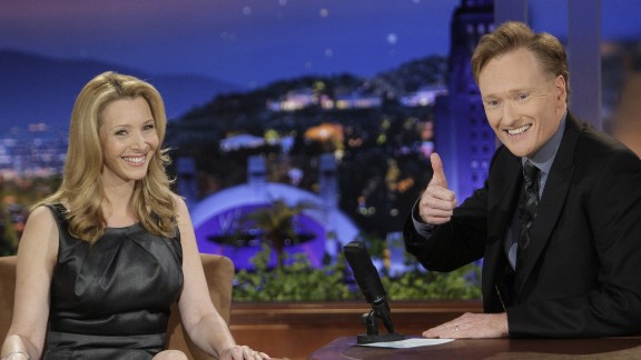 In the case of Lisa Kudrow and Conan O'Brien, it seems that like attracted like. According to Kudrow, she and O'Brien dated for a bit prior to her acting career before realizing they were better off as friends. But O'Brien's apparently been a great pal to Kudrow: She's credited him with helping her launch her career.