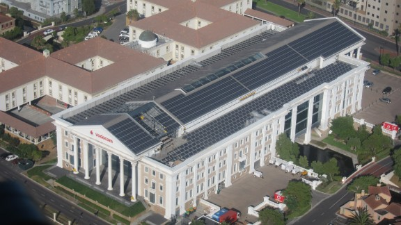 Vodacom Century City building was recently honored as the winner in the category for African Solar Project of the Year by Africa Energy.