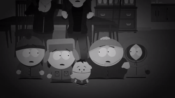 """South Park takes on """"The Ghost Hunters."""" The show parodied the hit paranormal show  in a season 13 episode called """"Dead Celebrities."""" You know paranormal has moved mainstream when South Park takes it on."""