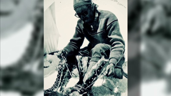 An historic peak in the Vibram story was reached in July 1954 when an Italian expedition led by Ardito Desio (equipped with the company