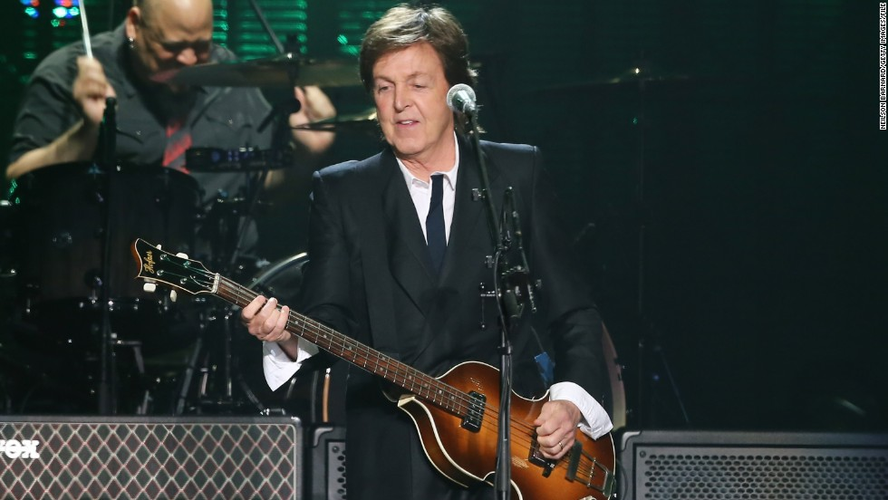 Paul McCartney Has Postponed Some US Tour Dates As He Recovers From An Illness