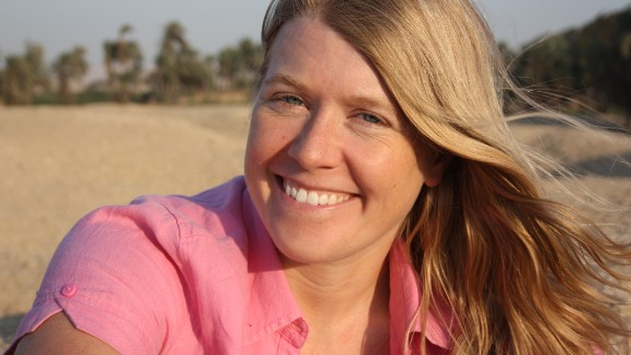 Sarah Parcak, Egyptologist and anthropology professor