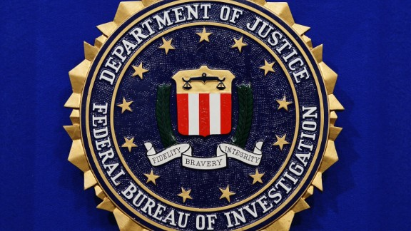 Madeline Neighly says the FBI seal is supposed to mark records official, legitimate and trustworthy.