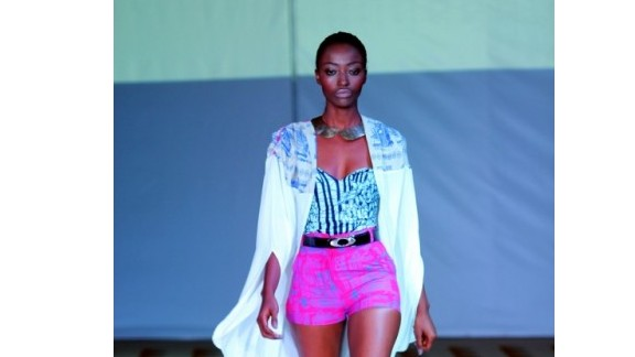Ghanaian Nina Barkers-Woode launched Love April in 2011.