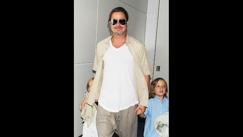 "It wasn't looking good for Brad Pitt's June release ""World War Z,"" but the actor spent his summer months doing whirlwind press tours and laughing all the way to the bank. After a turbulent production period, the zombie thriller ended up being one of the <a href=""http://www.cnn.com/2013/08/30/showbiz/movies/summer-movies-mixed-season/index.html?hpt=en_c1"">box office's gems</a>; it's earned $526 million worldwide."