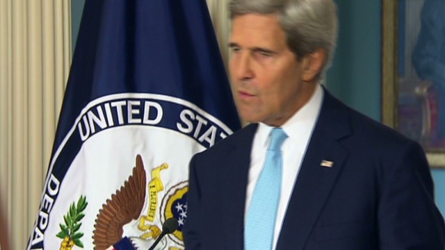 Kerry: We know Syria used chemicals