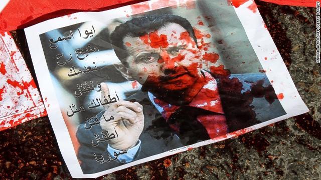 & # 39;  Dokumentenjäger & # 39;  Hunderttausende von Regierungsakten wurden aus Syrien geschmuggelt.  Hier ist, wie sie es gemacht haben