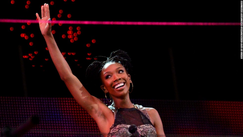 "In August 2013, Brandy was all set to perform in front of a stadium of 90,000 in Johannesburg, South Africa. The only problem was her gig to close the tribute to Nelson Mandela's life had been kept a secret. So when the singer showed up on stage, most of the crowd had left. Rather than do a full show in front of the <a href=""http://www.etonline.com/music/137564_Brandy_Performs_To_Empty_Stadium_Walks_Off_Stage/index.html"" target=""_blank"">40 people who were there</a>, she reportedly ""sulked"" after two songs and walked off."