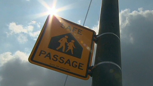 Chicago's 'Safe Passage' put to the test