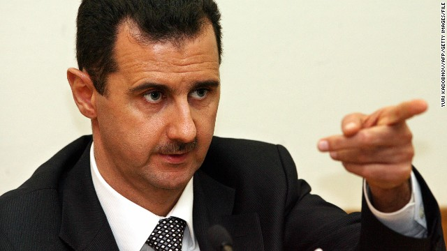 A cousin of Syrian President Bashar al-Assad has been arrested in connection with a road-rage killing.