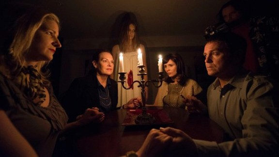 """Ordinary people share their brushes with the paranormal in the Syfy Channel show """"Paranormal Witness."""""""