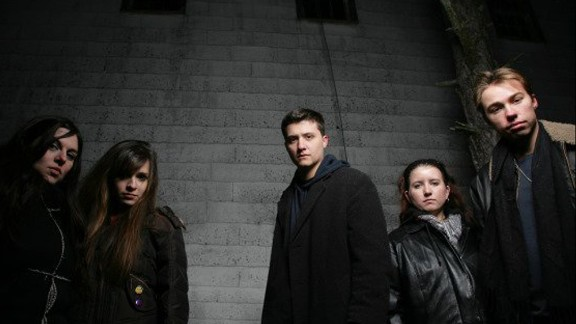 """""""Paranormal State,"""" the A&E television show, follows paranormal investigator Ryan Buell and members of the Paranormal Research Society as they cross the country investigating hauntings."""