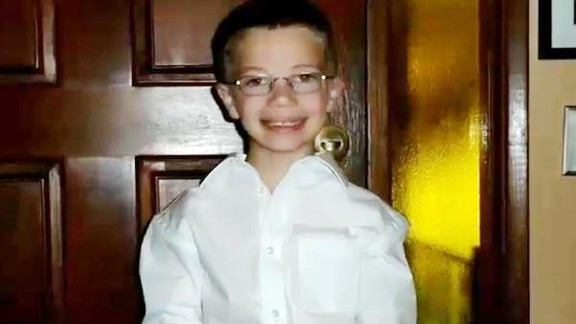 Kyron Horman was 7 years old when he went missing.