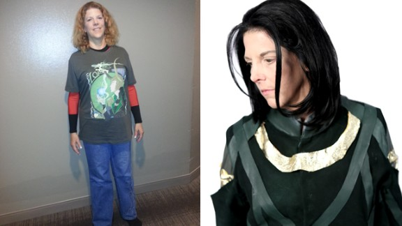 """Often in the cosplaying world, women will portray """"Avengers"""" villain Loki, and Ronni Katz is no exception. """"I like Norse mythology and was drawn to the depth of character shown in the myths Loki was in. I was cosplaying the character long before he was popular. I brought five different Loki costumes to (Dragon Con), and four of them were based on the comic portrayal of the character."""""""
