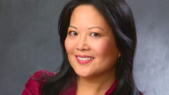 """Helen Wan hopes her novel, """"The Partner Track,"""" will tell a modern story about race, class and gender in the workplace."""