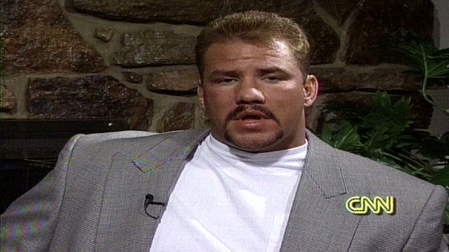 1996: Tommy Morrison reveals he has HIV