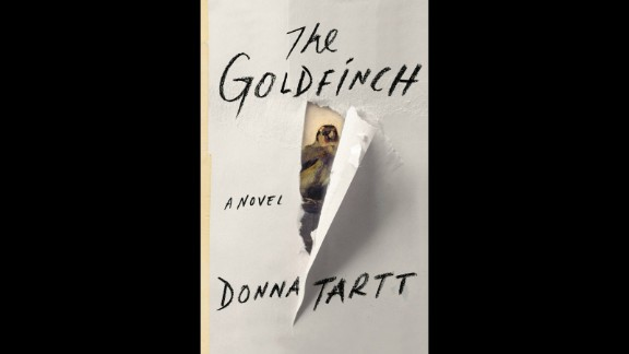 No. 8: We're going to go out on a limb and guess that the reason why Donna Tartt's highly anticipated return didn't land a higher spot on our list is because most readers are still trying to work their way through it. With a hardcover edition weighing in at nearly 800 pages, we wouldn't be surprised if the book doesn't really take off until 2014.