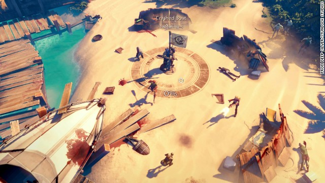 """Dead Island Epidemic"" strands you on a tropical island with a horde of bloodthirsty zombies."