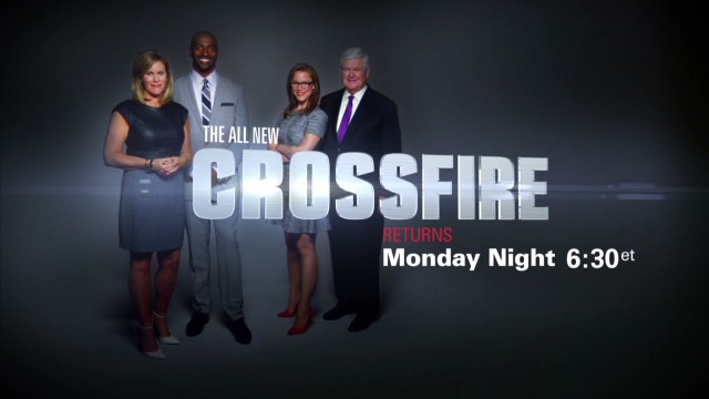 'Crossfire' returns Sept. 9