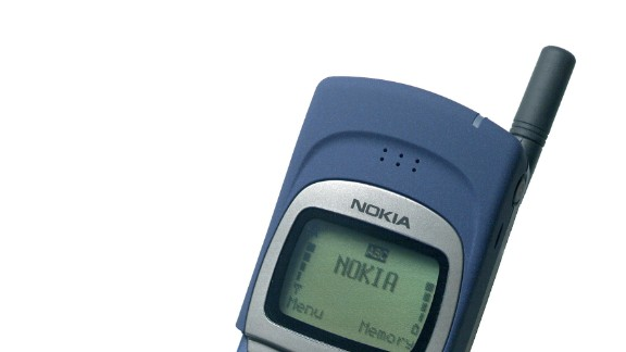 Nokia 8110, announced in 1998. Since its rebirth, Nokia has over taken BlackBerry in around 34 markets, according to the company.